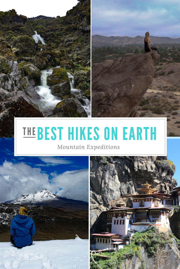 Finding The World's Best Hikes
