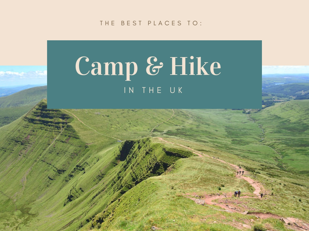 Where to Camp in the UK - ALICE'S ADVENTURES - Adventure Tourism